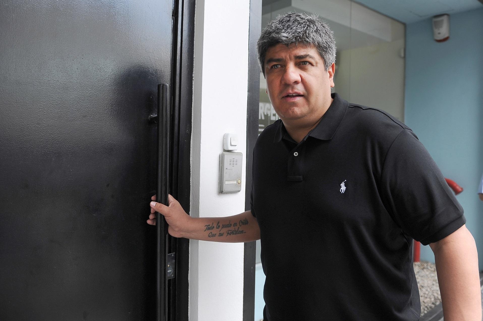 """Pablo Moyano: """"Queremos que Independiente sea protagonista en todas las competencias"""""""